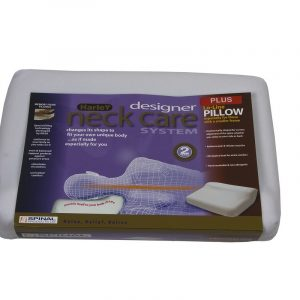 Harley Memory Foam Lo-Line Plus Pillow