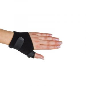 vertibax thumb optimum tension brace fastening