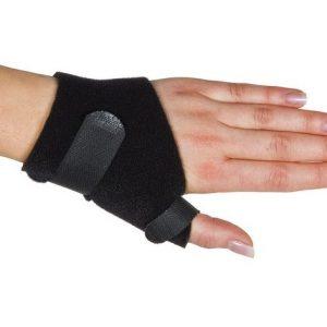 vertibax thumb optimum tension brace fastening