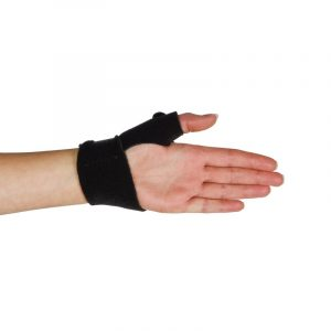 vertibax thumb optimum tension brace palm