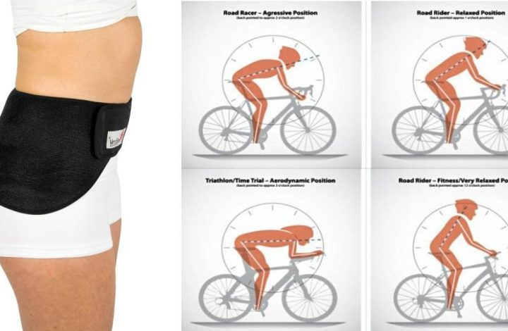 Cycling Back Support