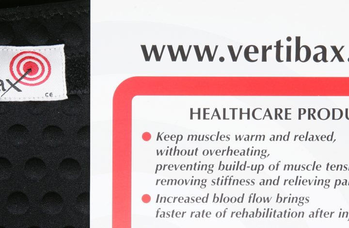 Back Support or Healthcare Sensory Belt?